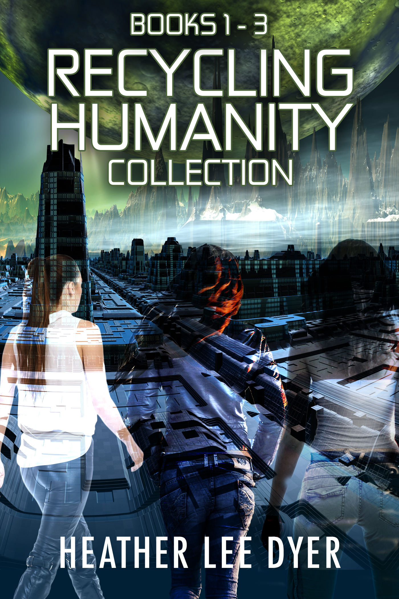 Download the Recycling Humanity e-book collection FREE